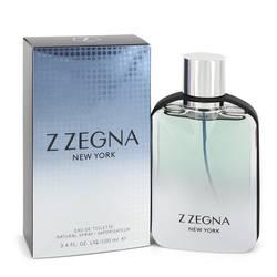 Z Zegna New York Cologne by Ermenegildo Zegna 3.4 oz Eau De Toilette Spray